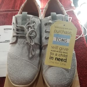 Women's Tom's del Rey shoes